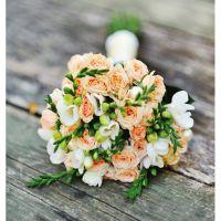 Свадебный букет Краса