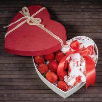 Коробка Сладкое сердце